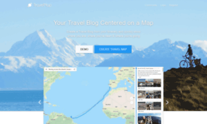 Travelmap.net thumbnail