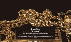 Treasuredance.com thumbnail
