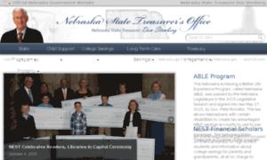 Treasurer.ne.gov thumbnail