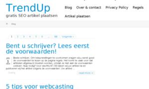 Trendup.nl thumbnail
