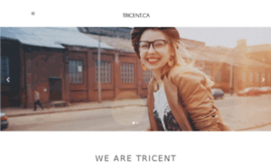 Tricent.ca thumbnail