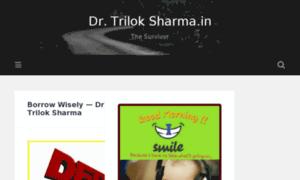 Triloksharma.in thumbnail