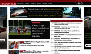 Trnavskyhlas.sk thumbnail
