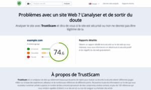 Trustscam.fr thumbnail