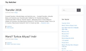 trykatcher.site - Try Katcher -