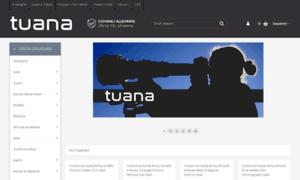 Tuanacollection.com thumbnail