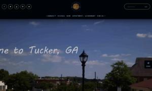 Tuckerga.gov thumbnail