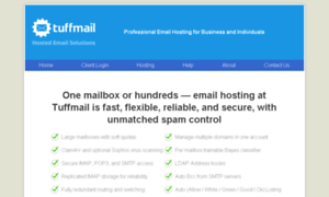 Runbox com: Secure and Private Email Hosting Services by