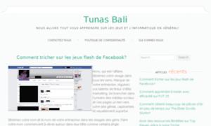 Tunas-bali.com thumbnail