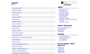 turkuk.biz - Mp3 indir, Flac, Müzik, Şarkı, Albüm, Diskografi