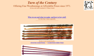 Turn-of-the-century.com thumbnail