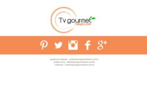 Tvgourmetnews.com.br thumbnail