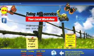 Tvingmcservice.se thumbnail