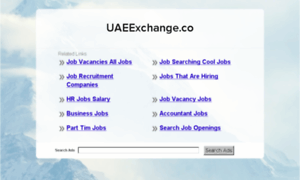 Uaeexchange.co thumbnail