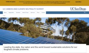Uc-carbonneutralitysummit2015.ucsd.edu thumbnail
