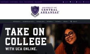 Uca.edu thumbnail