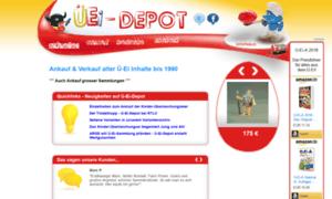Ue-ei-depot.de thumbnail