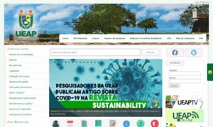 Ueap.edu.br thumbnail