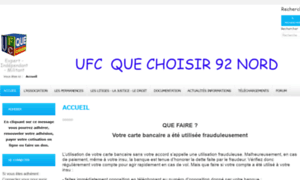 Ufc-quechoisir-92nord.fr thumbnail