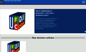 Ufcquechoisir.fr thumbnail