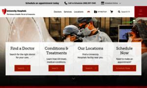 Uhhospitals.org thumbnail
