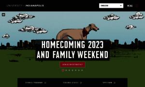 Uindy.edu thumbnail