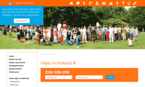 Uitjesinholland.nl thumbnail