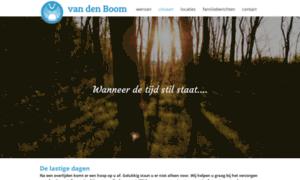 Uitvaartvandenboom.nl thumbnail
