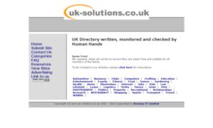 Uk-solutions.co.uk thumbnail