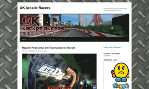 Ukarcaderacers.wordpress.com thumbnail