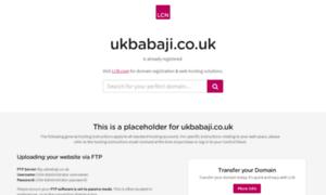 Ukbabaji.co.uk thumbnail