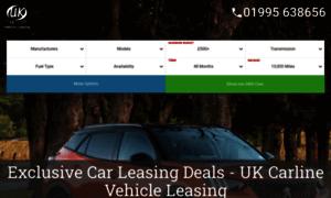 Ukcarline.co.uk thumbnail