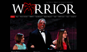 Ultimatewarrior.com thumbnail