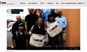 Umcor.org thumbnail