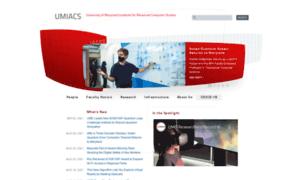 Umiacs.umd.edu thumbnail