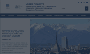 Uncem.piemonte.it thumbnail