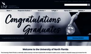 Unf.edu thumbnail