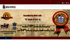 Uni-mysore.ac.in thumbnail