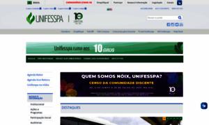 Unifesspa.edu.br thumbnail