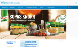Unileverstore.com.br thumbnail