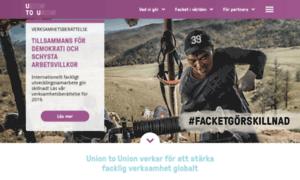 Uniontounion.org thumbnail