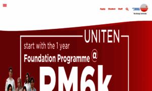 Uniten.edu.my thumbnail