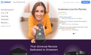 universalremotes.net -