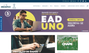 Unochapeco.edu.br thumbnail