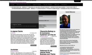 Unternehmensberatung-wiechert.de thumbnail