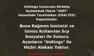 Uokings.gen.tr thumbnail
