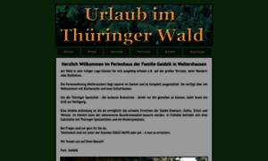 Urlaub-im-thueringer-wald.de thumbnail