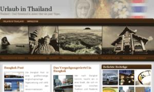 Urlaubinthailand.net thumbnail
