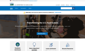 Usda.gov thumbnail