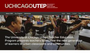 Utep.uchicago.edu thumbnail
